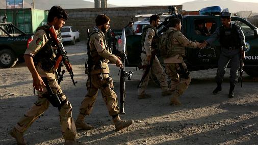 Рядом с аэропортом в Кабуле произошла серия взрывов