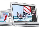 """""""Apple"""" iliustr./Naujieji """"MacBook Air"""" kompiuteriai"""