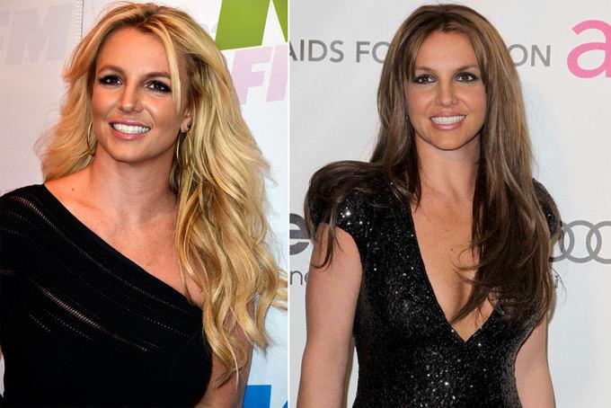 Dainininkė Britney Spears