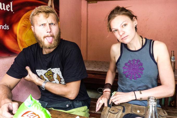 Be sienų nuotr./Paulius ir Berta