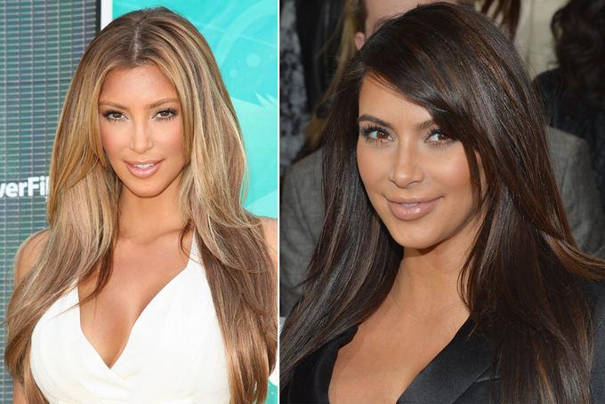 Realybės aou žvaigždė Kim Kardashian