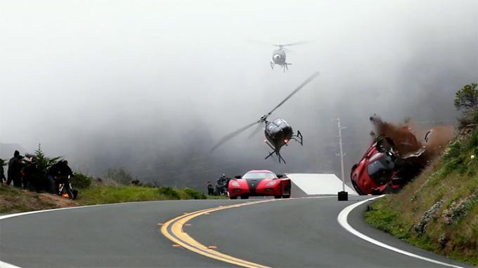 """""""Need For Speed"""" filmo scena"""