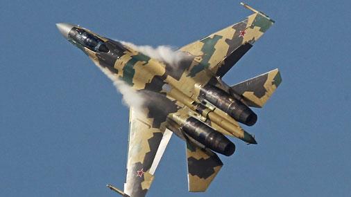 Боевые самолеты России нарушили границу Финляндии