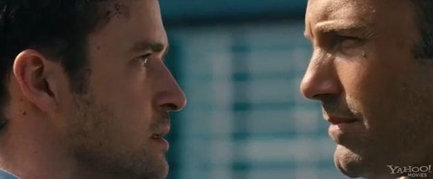 Justinas Timberlake'as ir Benas Affleckas