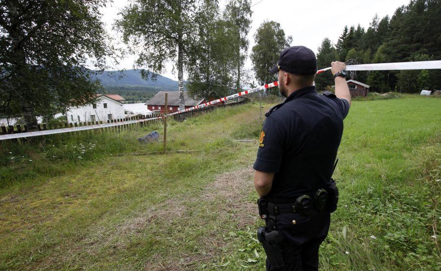 Norvegijos policija