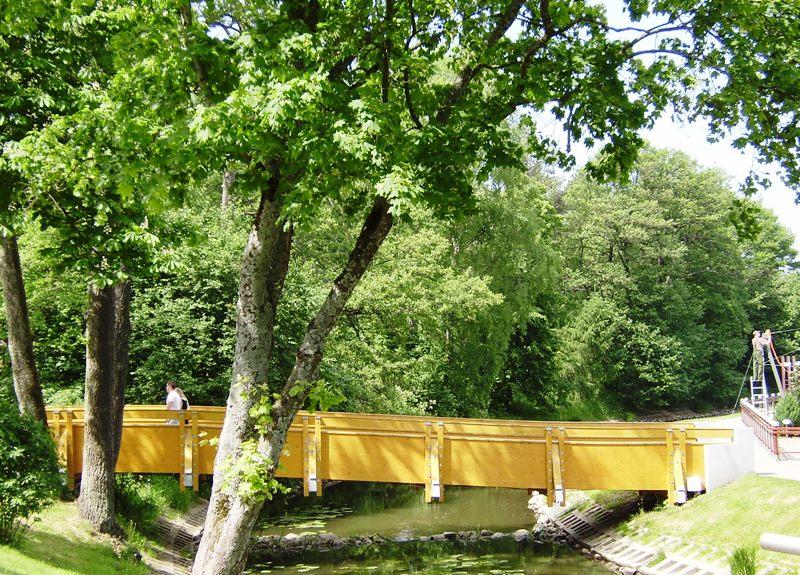 Tiltui per Rąžę bus duotas Josifo Brodskio vardas.