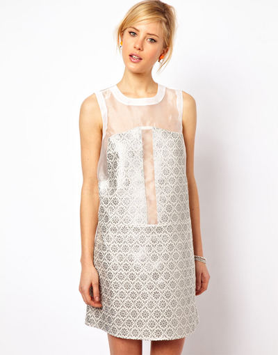 ASOS suknelė, 205 Lt. Asos.com nuotr.