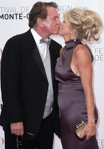 Scanpix nuotr. / Aktorius Tom Berenger su žmona