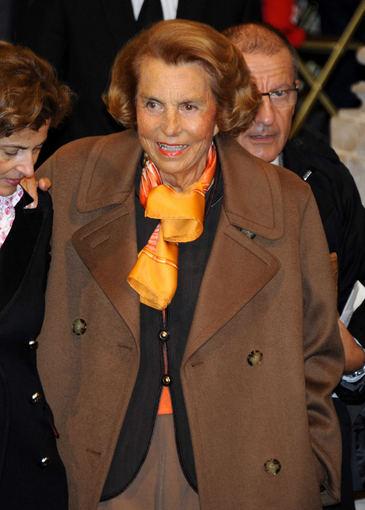 Lilliane Bettencourt