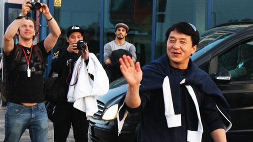Джеки Чан покажет автобиографический мюзикл