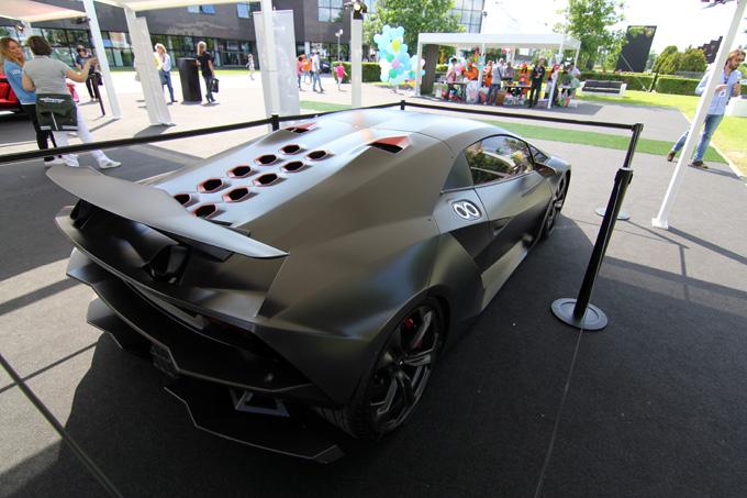 """Lamborghini Sesto Elemento"""