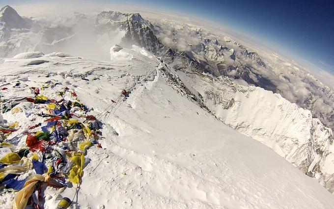 E.Nichols nuotr./19. Pietinis kelias į Everesto viraūnę
