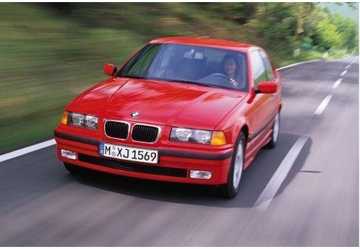 "Pirmasis BMW modelis – ""BMW 316i Compact"""