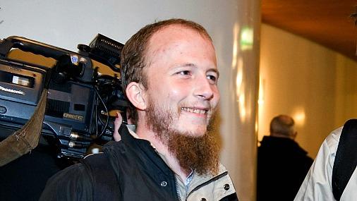 Готтфрид Свартхольм был депортирован из Камбоджи в Швецию осенью 2012 года