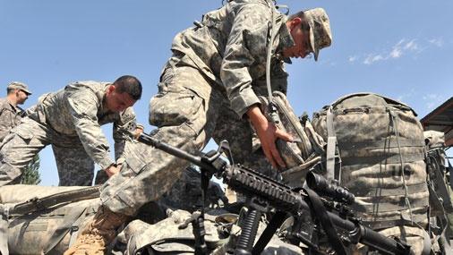 В Афганистане погибли четверо американских военнослужащих