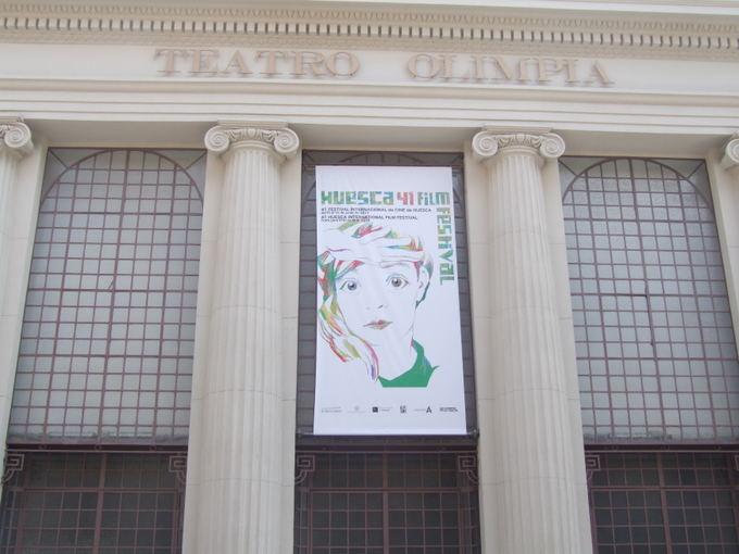 Asmeninio albumo nuotr./Tomas Smulkis lankėsi kino festivalyje Ispanijoje
