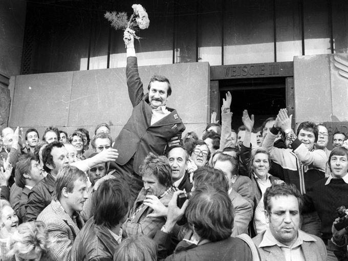 J.Morek/Forum nuotr./L.Walęsa Solidarumo laikais buvo puikus maiatininkas, bet dabar ragina iaeiti ia muatynių epochos.