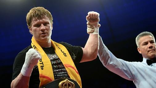 Поветкин и Кличко договорились о контракте на бой