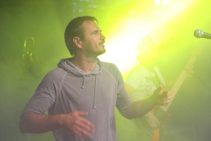 Auaros Dargytės/Žmonės.lt nuotr./Marijonas Mikutavičius per Jonines koncertavo Osle