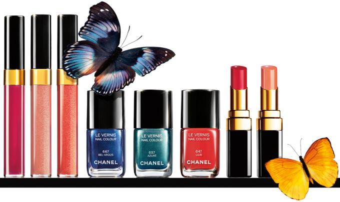 chanel.com nuotr. / Chanel kosmetika