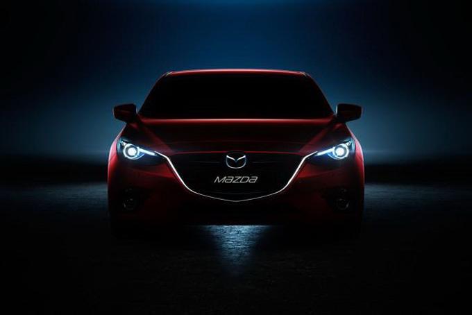 """""""Mazda 3"""""""