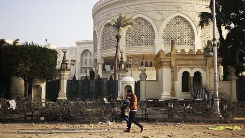 Президентский дворец в Каире
