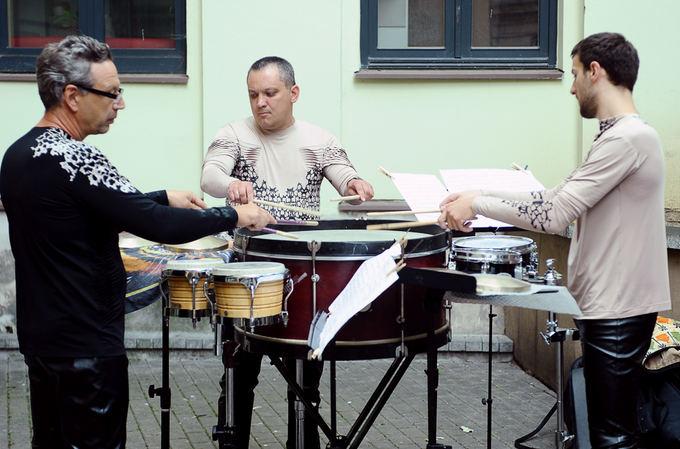Grupė Giunter Percussion