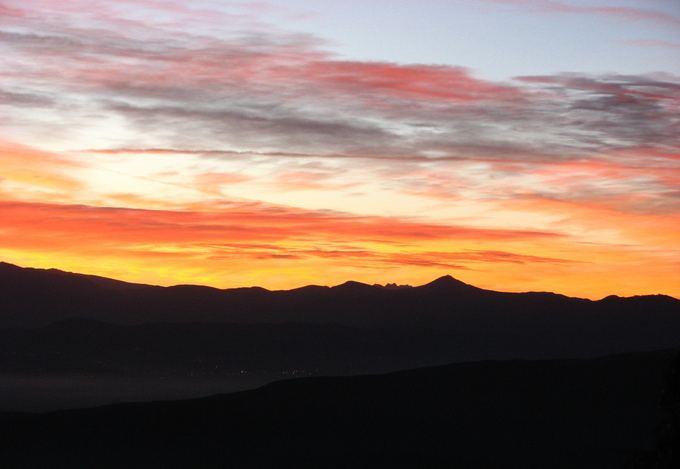 M.Gaubytės nuotr./Saulės laukimas Inkarakajuje (Inca Rakay), Kočiabambos departamente, Bolivijoje