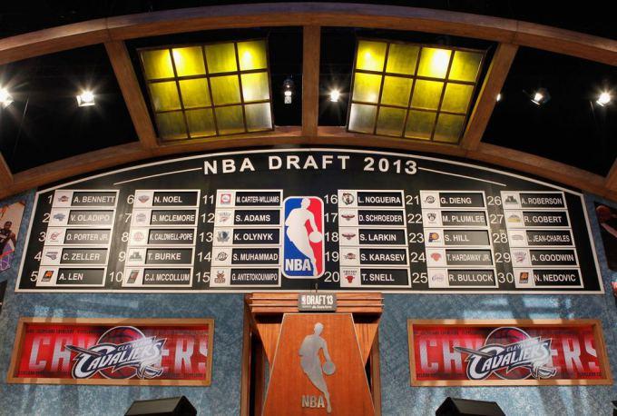 """AFP/""""Scanpix"""" nuotr./NBA naujokų birža"""