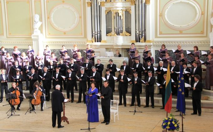 URM nuotr./Sankt Peterburge nuskambėjo pirmininkavimą Lietuvai perduodančios Airijos, Lietuvos ir naujosios ES narės  Kroatijos  kompozitorių kūriniai.