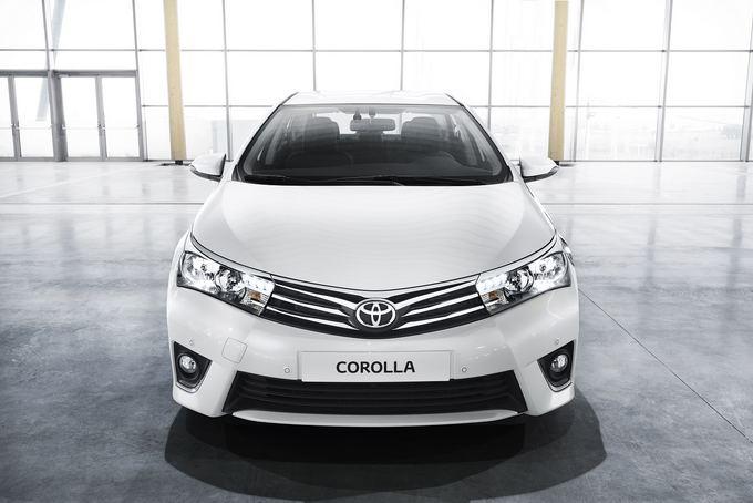 Toyota nuotr./Naujoji Toyota Corolla