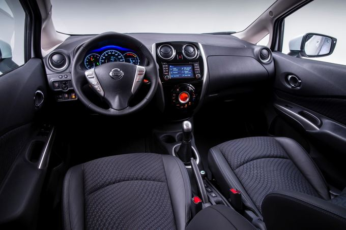 Nissan nuotr./Nissan Note