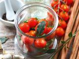 Aidos Chlebinskaitės nuotr. / Pomidorai su cinamonu
