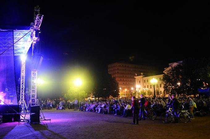 Petro Geniuao koncertas