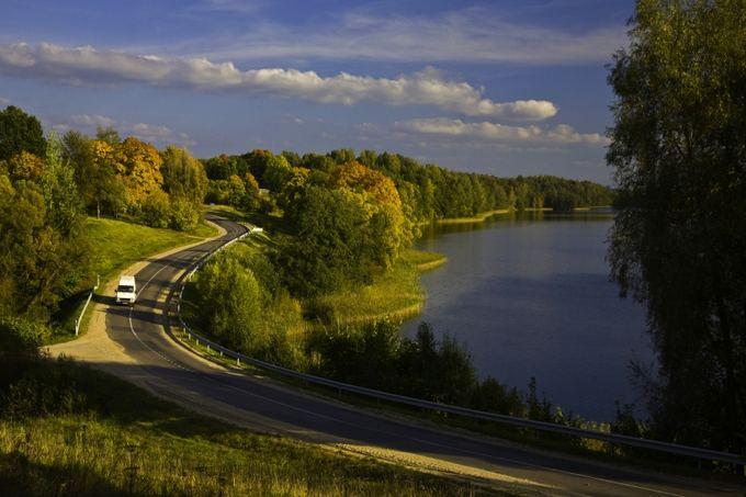 Utenainfo.lt nuotr./Tauragnas  giliausias Lietuvos ežeras  puiki vieta vasaros savaitgaliui