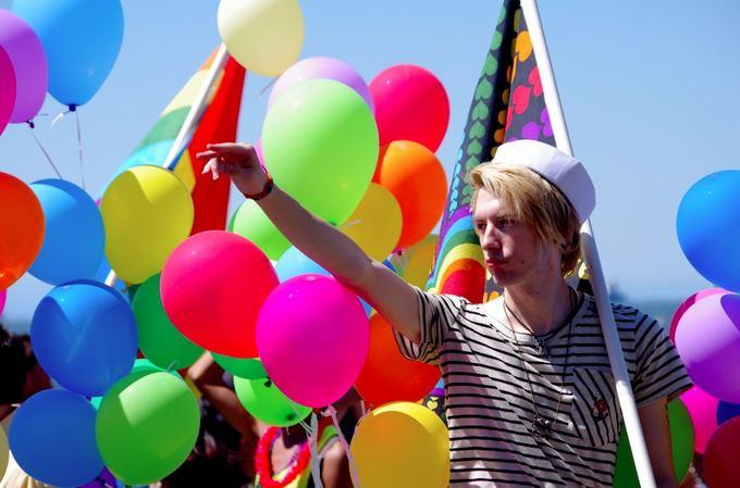L. Pamparaitės nuotr./Jaunimo kelionių dalyvė Lina pasakoja apie Vankuverio toleranciją homoseksualams