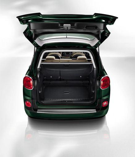 (Fiat nuotr.)/Fiat 500L Living