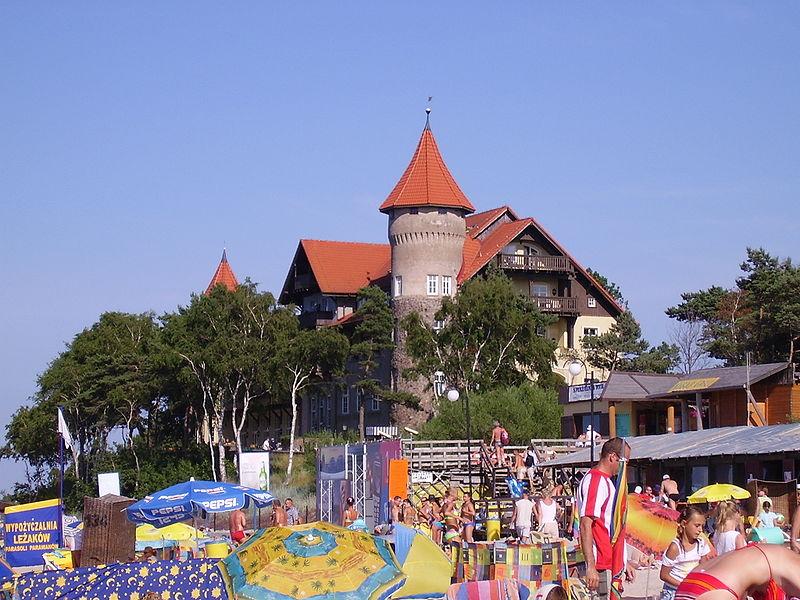 Pomorze arba tiesiog Pajūris – taip lenkai vadina Baltijos pakrantėje išsidėsčiusį regioną, nusidriekusį tarp Gdansko ir Ščecino miestų