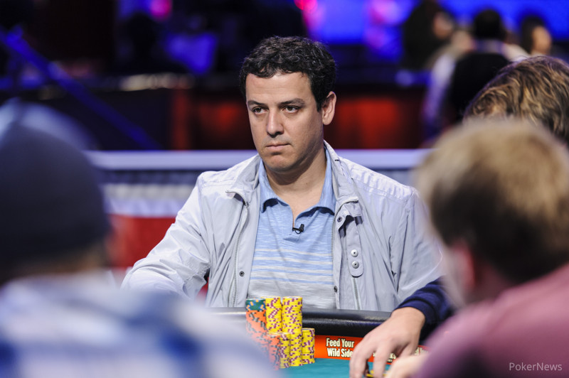 Carlosas Mortensenas / PokerNews nuotr.