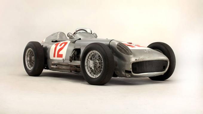 """""""Mercedes W196"""" bolidas"""