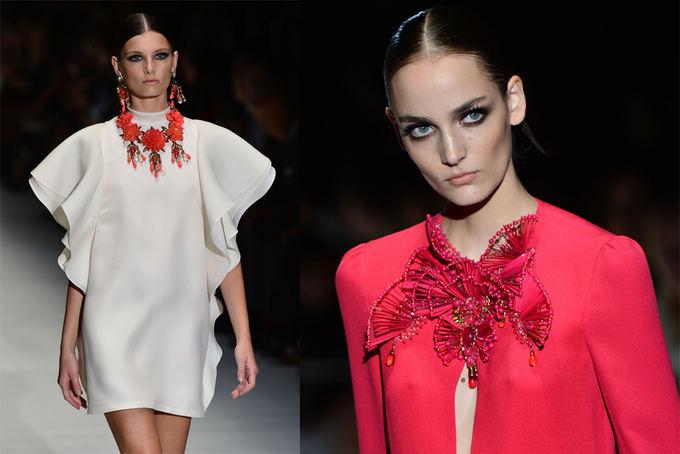 Gucci 2013 m. pavasario/vasaros kolekcija.