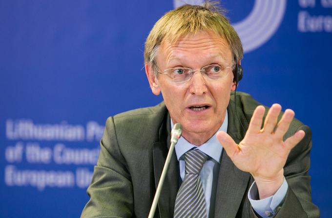 Europos komisaras Janez Potočnik