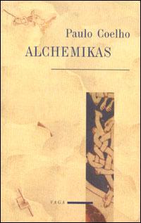 """Paulo Coelho knyga """"Alchemikas"""""""