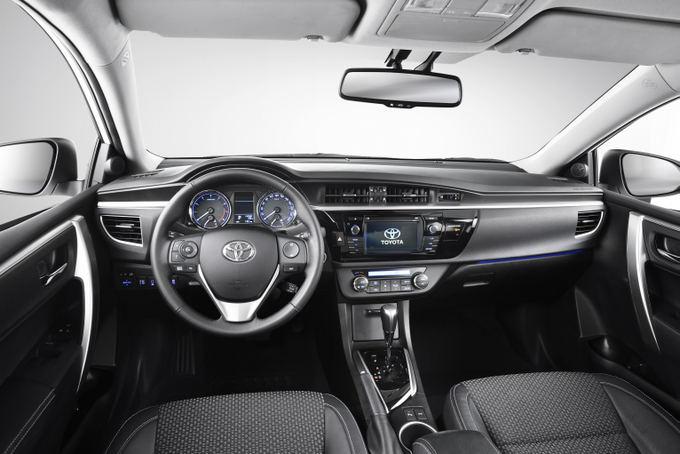 Toyota nuotr./Vienuoliktoji Toyota Corolla