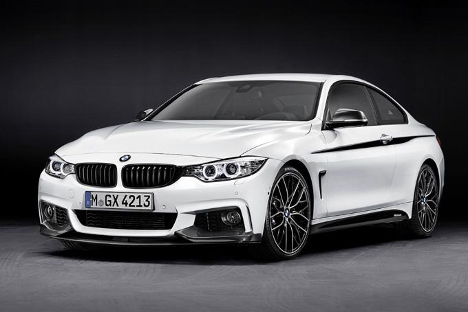 """4 serijos BMW su """"M Performance"""" paketu"""