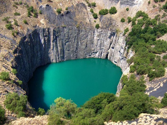 Wikimedia.org nuotr./8 pačios didžiausios pasaulio skylės