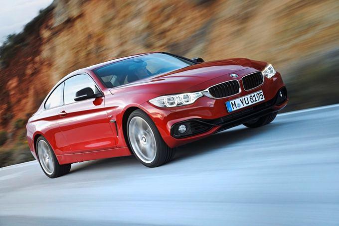 (BMW nuotr.)/4 serijos BMW kupė