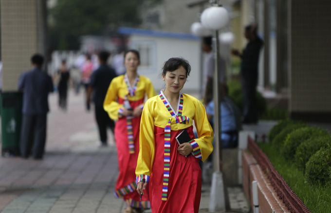 Gyvenimas `iaurės Korėjoje