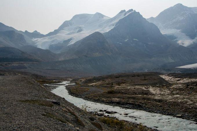 L.Pamparaitės nuotr./Užburianti Kanados gamta