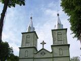 Wikimedia Commons/Justės nuotr./Balbieriškio bažnyčia